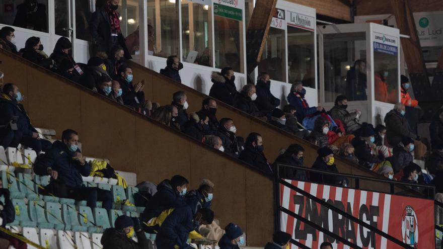 Las entradas para el Zamora CF - Deportivo ya están a la venta