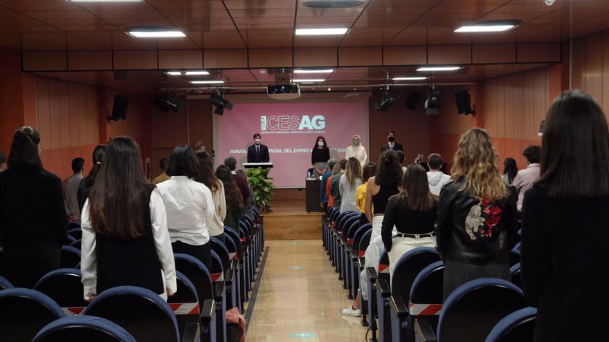 El CESAG inaugura el curso tras un mes de clases presenciales sin contagios