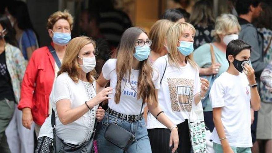 La Comisión de Salud Pública aborda el uso de las mascarillas este martes