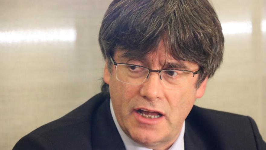 Puigdemont lamenta que Trudeau pugui considerar l'organització d'un referèndum com un «crim»