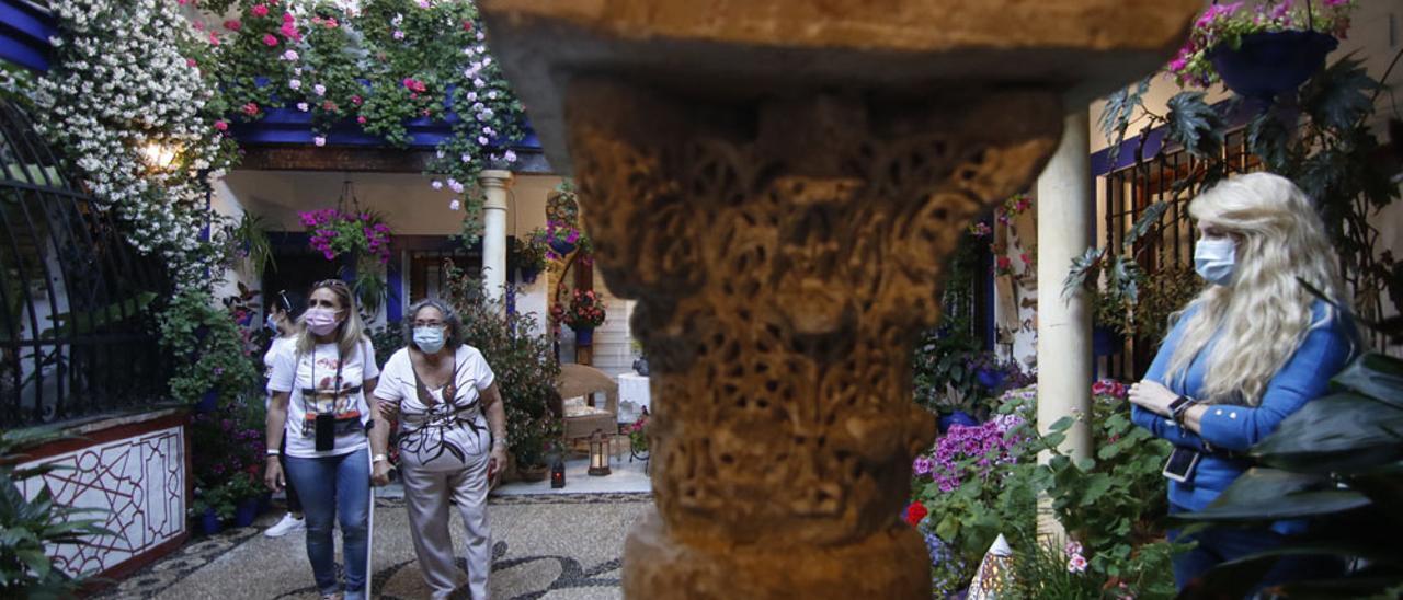 Patios de Córdoba: Los recintos más escondidos... cuando menos es más