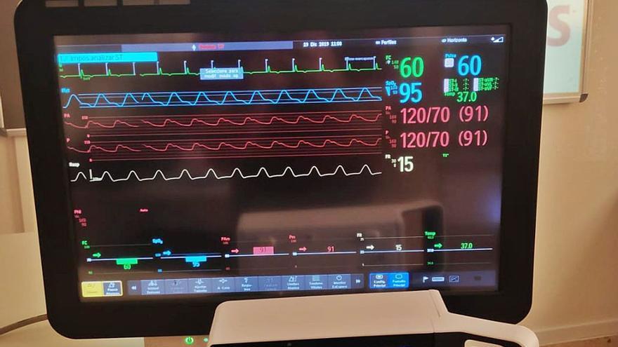 La ULPGC crea tecnología para mejorar la vigilancia del paciente Covid en la UCI