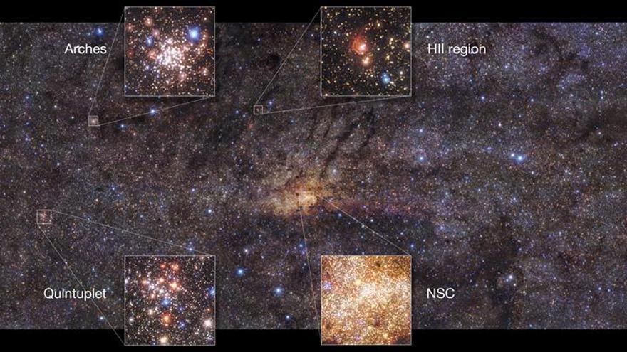 Lotería, estrellas y galaxias