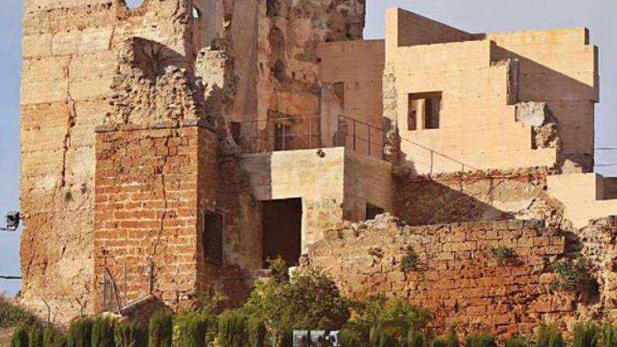 Bolbaite consolida su historia con la restauración de la Torre Mayor del castillo