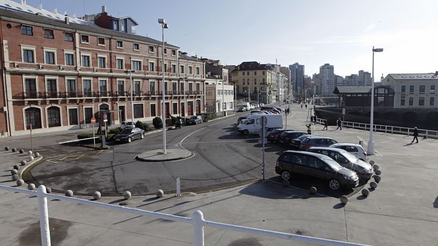 Primer movimiento para construir el complejo hotelero de lujo de Cimadevilla