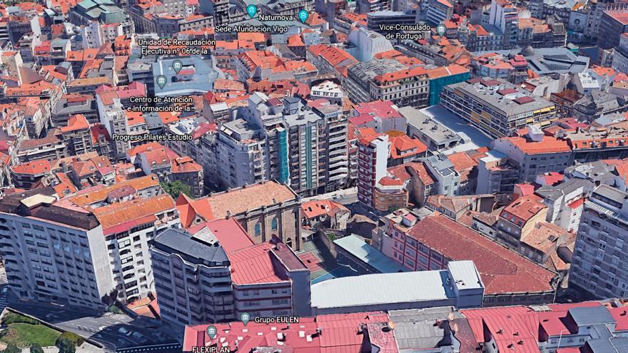 Apagón en Vigo de más de nueve horas: 800 personas se quedan sin luz