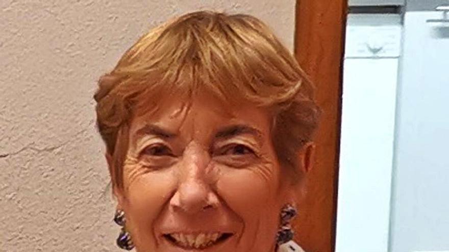 """Marta González del Tánago, investigadora de la Politécnica: """"El nivel de bacterias es notable en el Piles, incluso con el anillo abierto"""""""