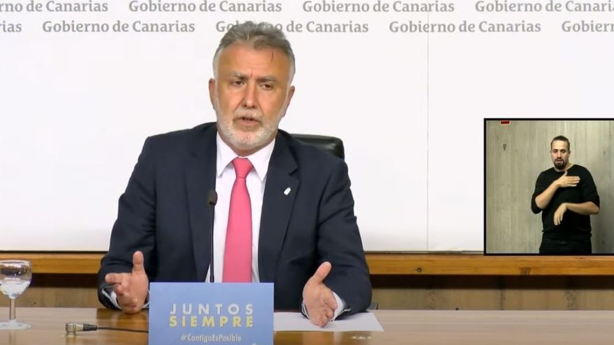Las restricciones por la Covid se mantendrán en Canarias tras el estado de alarma