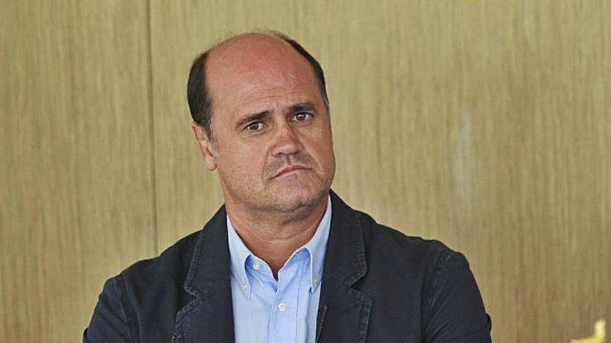 Fernando Gómez Colomer ficha por el CD Castellón