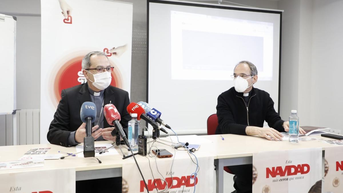 Fernando Valera y Antonio Martín de Lera.