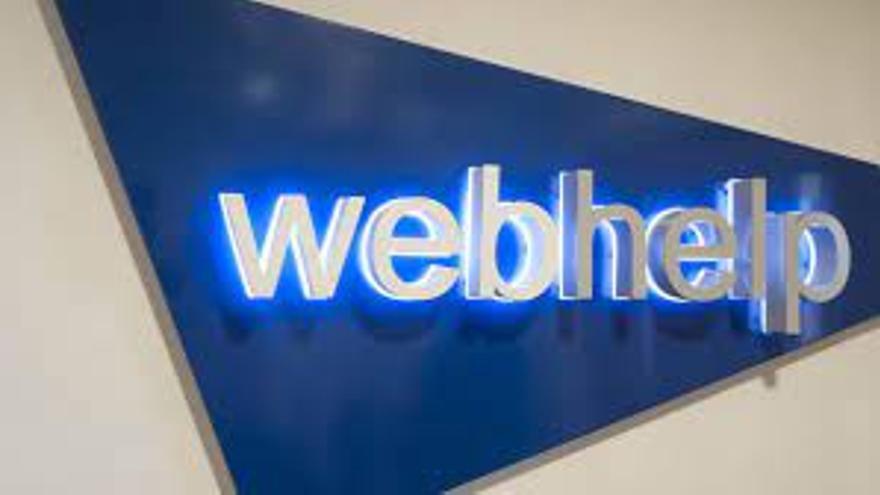 Webhelp presenta un ERE para 501 personas en España, un 10 % de su plantilla