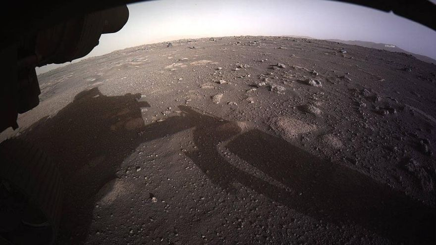La montaña de Cullera se ve también en Marte
