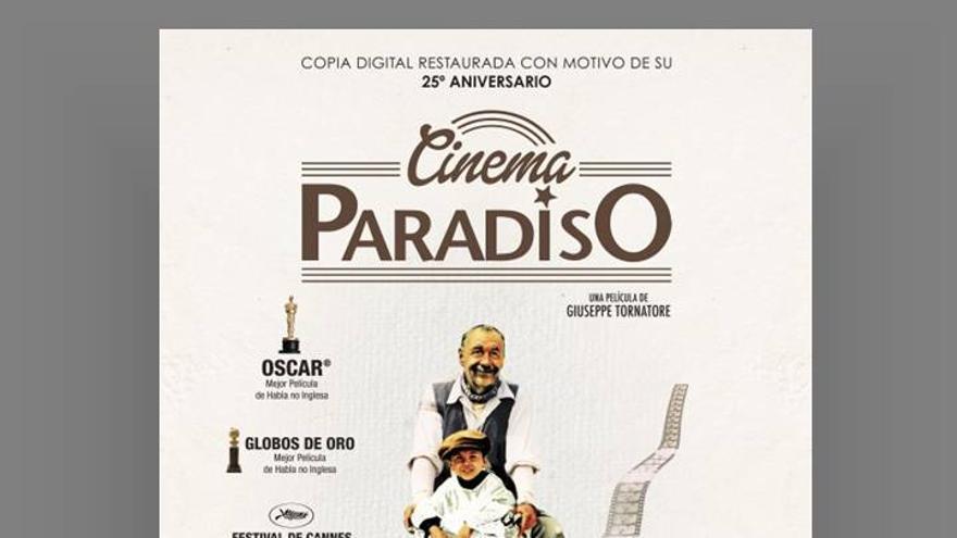 Cine 'Cinema Paradiso'