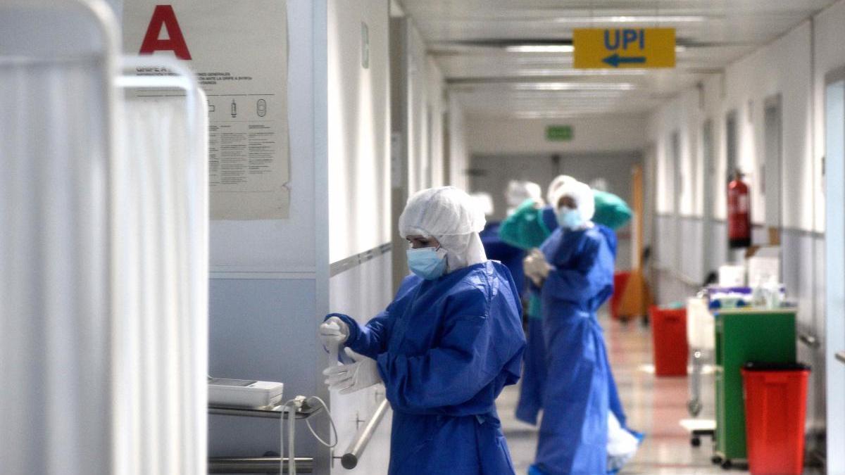 Continúa la bajada de ingresos en la Región, que registra 20 nuevos curados y 4 fallecidos más