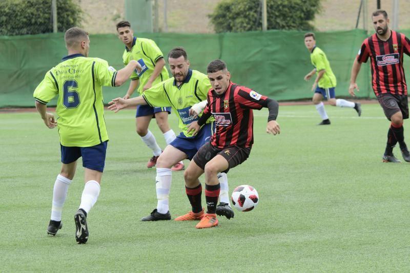 Union Viera - Tacoronte.Tercera División  | 04/05/2019 | Fotógrafo: Tony Hernández