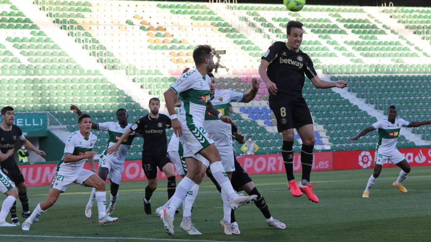Joselu adelanta al Alavés (0-1)