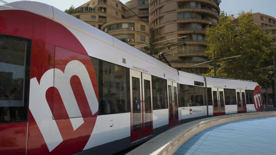 Horarios del metro en Valencia en Todos los Santos