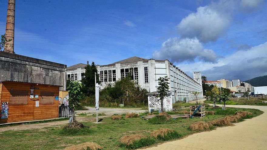El Puerto de Vigo requiere al Concello para que repare O Salgueirón o acudirá a los tribunales