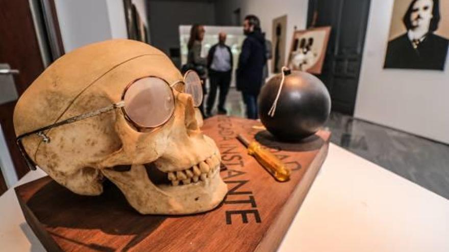 El arte une a la Fundación Caja Mediterráneo y Bancaja en Alcoy