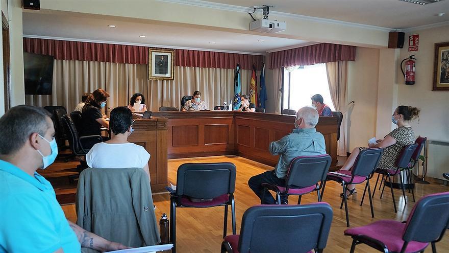 La moción para ampliar el horario de la policía enfrenta a los socios del Ejecutivo bergondés