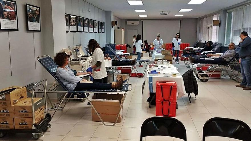 La Marató de Donants de Sang es marca l'objectiu de les 10.000 donacions