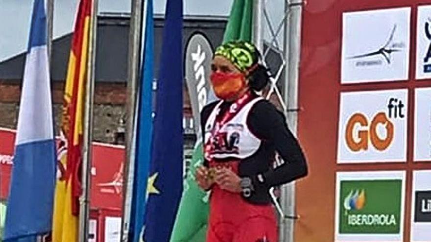 Pepa García, campeona de España