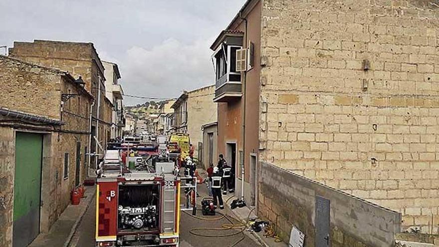 La investigación apunta a un brasero como origen del incendio en el que murió un niño