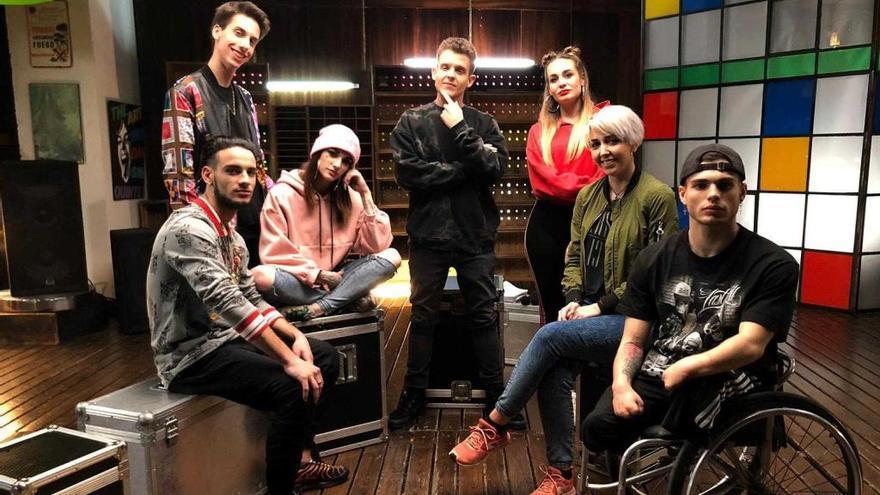 """Arkano estrena programa: """"Con el rap supe que podía ser escuchado"""""""