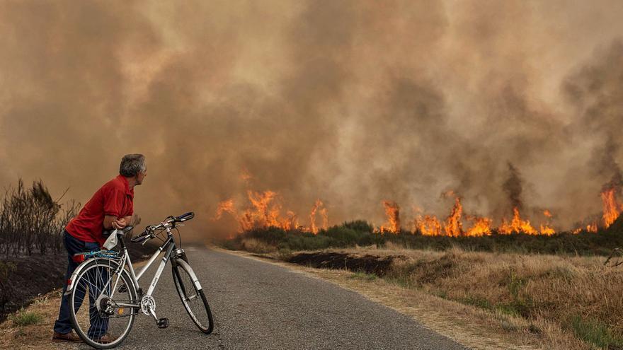 Galicia tendrá olas de calor mucho más intensas y un 50% más duraderas