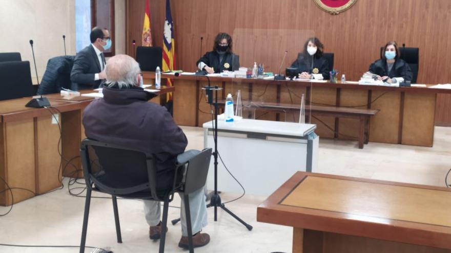El anciano acusado de abusar sexualmente de dos sobrinas niega los hechos