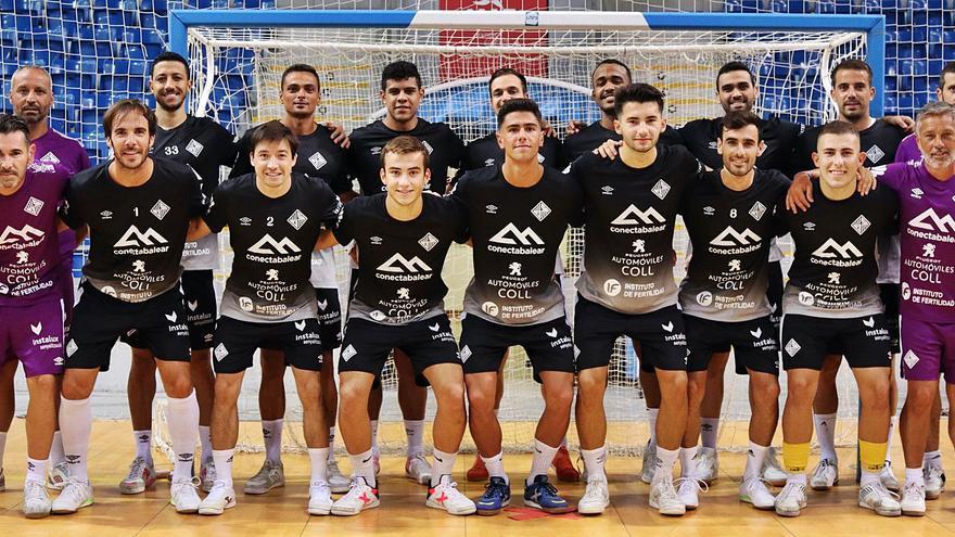 El Palma Futsal empieza a sudar
