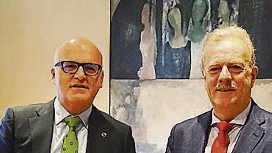 Baltar busca apoyos en Madrid para afrontar planes demográficos para la provincia