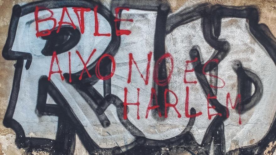 Pensar, compartir... | Batle, això no és Harlem