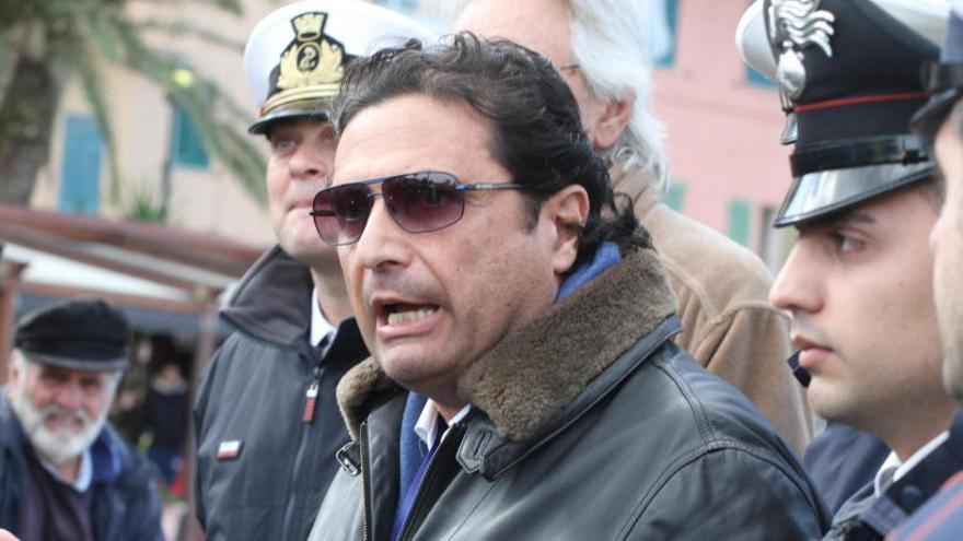 Schettino, condenado a 16 años por el naufragio del 'Costa Concordia'