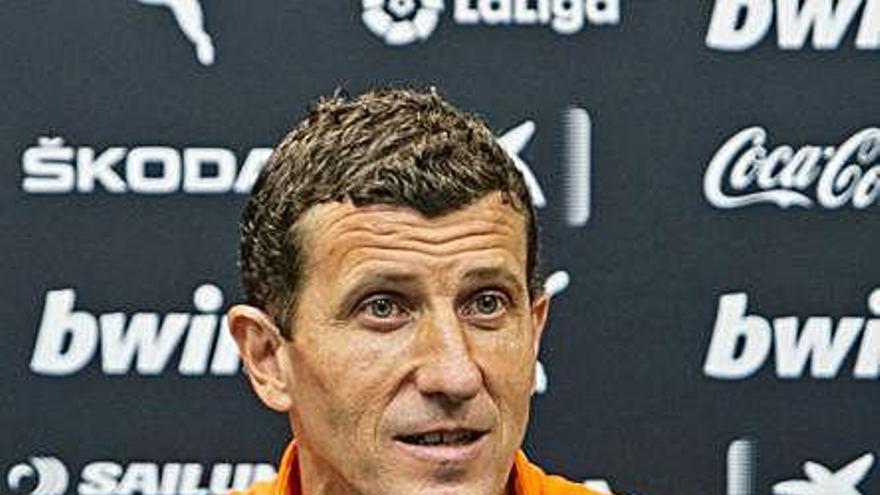 Javi Gracia seguirá en el Valencia