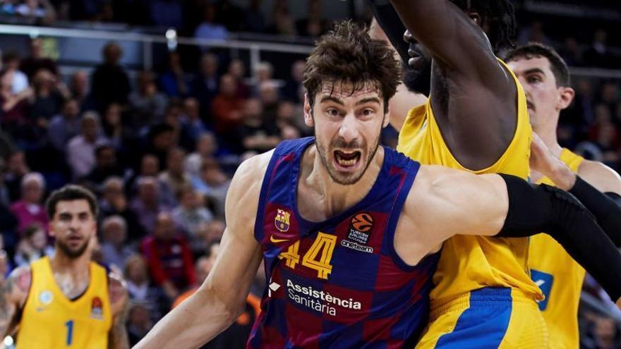 El Barcelona también arrolla al Maccabi