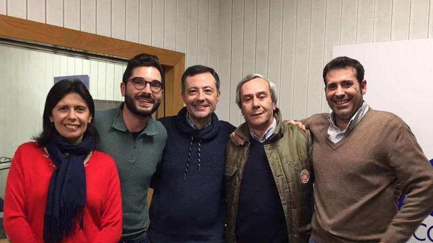 Las emisoras de Vigo aparcan la rivalidad por el Día de la Radio