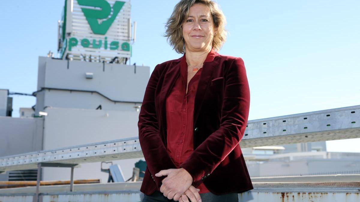 La hasta ahora gerente de Povisa, María Luisa Brandt Sanz. // Marta G. Brea
