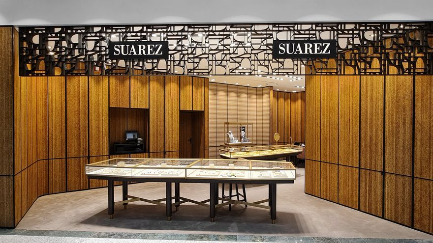 Joyerías Suárez abre una nueva 'boutique' en El Corte Inglés de Valencia