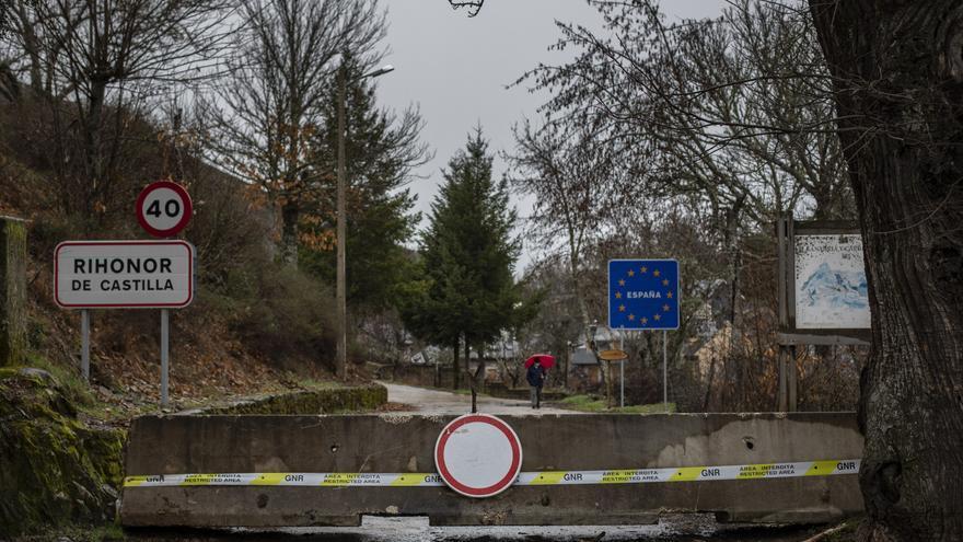 Portugal prevé mantener cerrada la frontera con España 15 días más