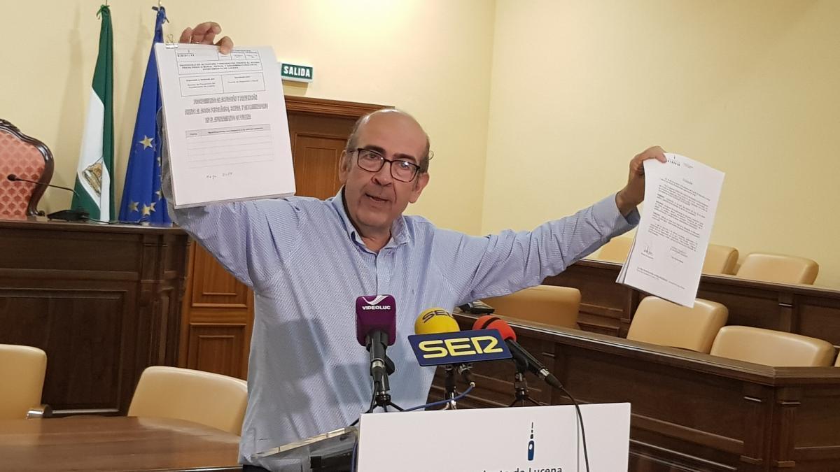 El delegado de Recursos Humanos acusa a Cs de mentir sobre el acoso laboral en el Consistorio