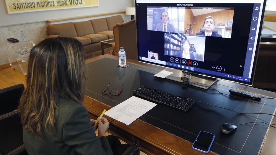 """Los salarios lastran el ahorro de los """"millennials"""" en Galicia y la mitad teme no tener pensión"""