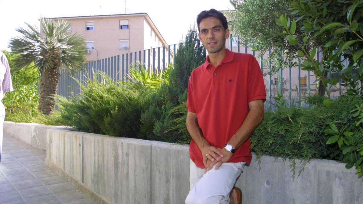 Pepe Aguilar, nuevo entrenador del filial del Cartagena.