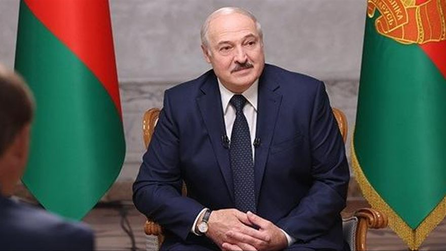 La Unión Europea rechaza reconocer a Lukashenko como presidente de Bielorrusia