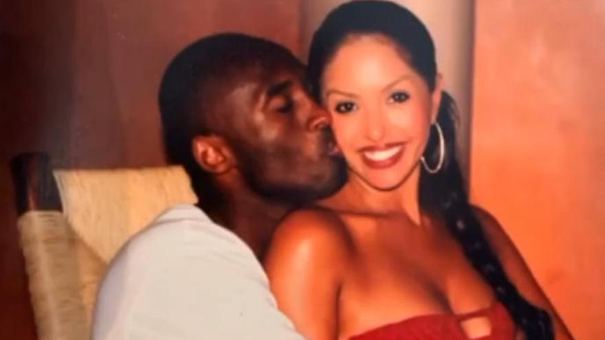 """Vanessa Bryant, a su marido: """"Te echo mucho de menos"""""""