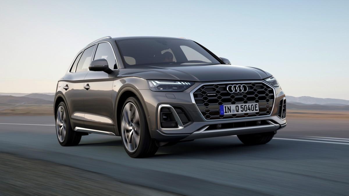 Nuevos Audi Q5 y Q5 Sportback TFSIe: versiones y precios para España