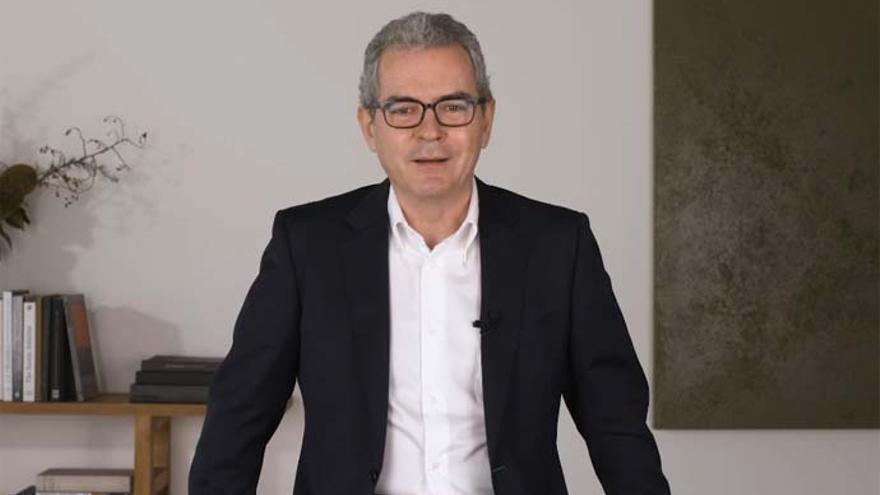 VÍDEO | Pablo Isla felicita la Navidad 2020 a los trabajadores de Inditex