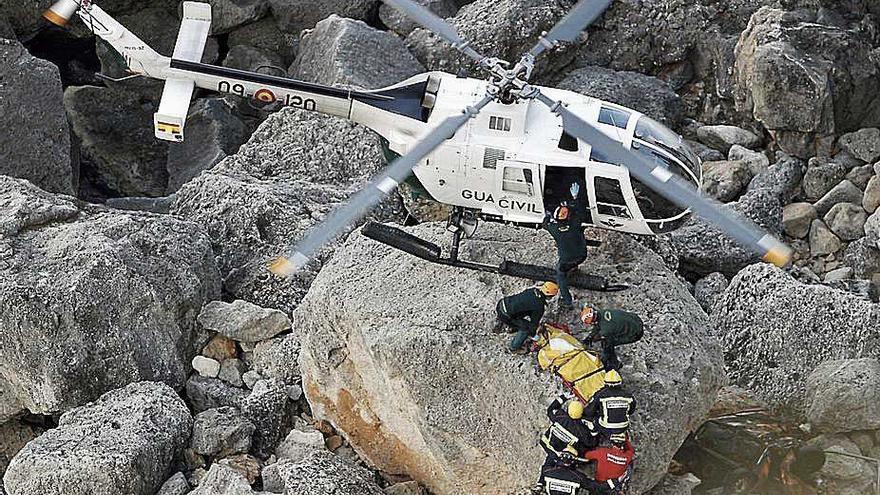 Caen los rescates de montaña en Balears por la ausencia de turistas extranjeros