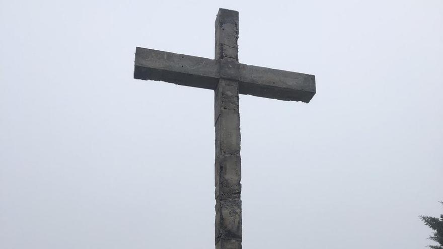 """Una nueva cruz sustituirá la que rememoraba a """"los caídos"""" en el cementerio de Zamora"""