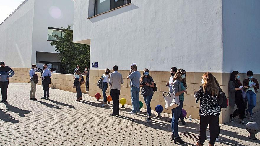 Salud Pública recomienda a la UA que las elecciones al Rectorado sean telemáticas